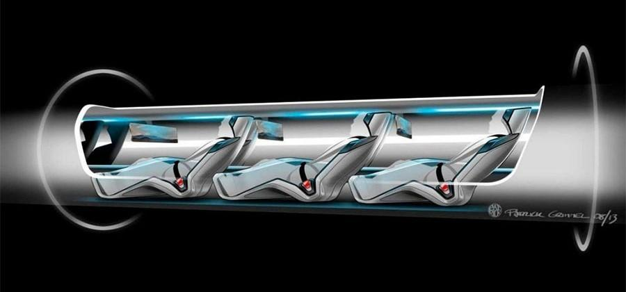 Hyperloop Technologies to start testing in Vegas Q1 2016