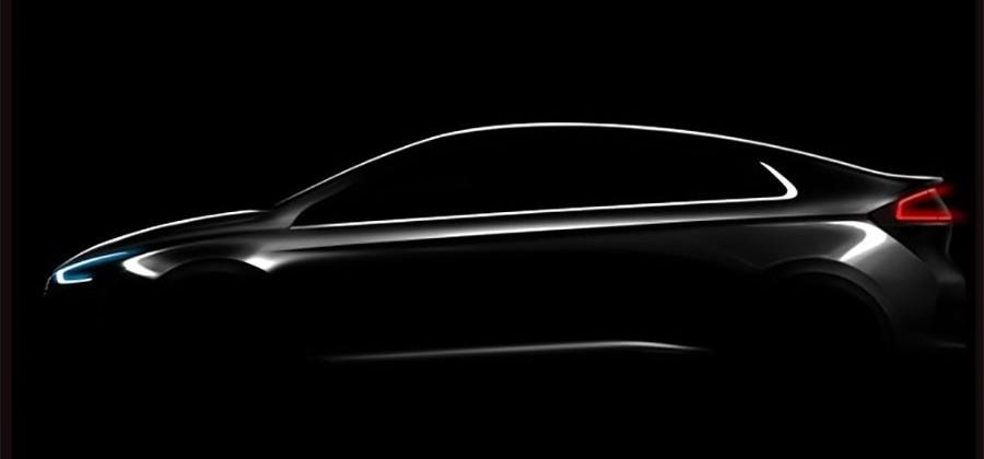 Hyundai Ioniq to be offered with trio of electrified powertrains