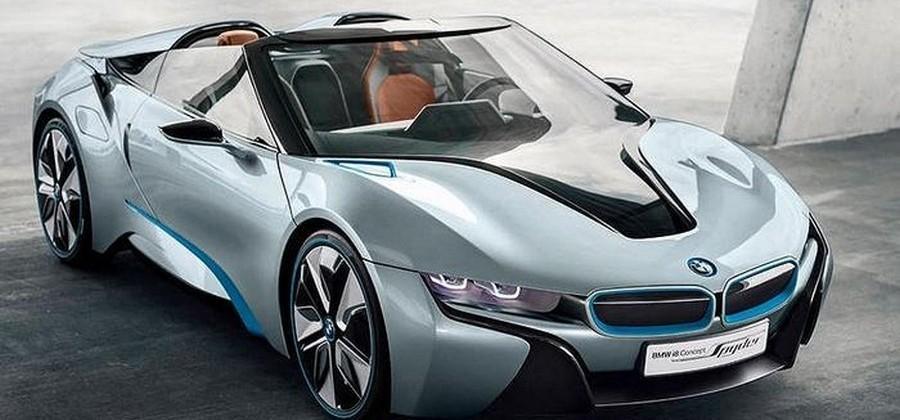 BMW i8 Spyder greenlit says BMW CEO