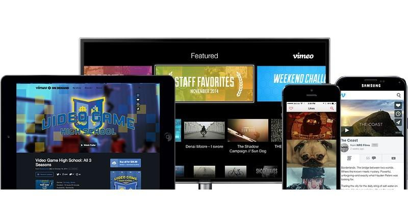 Vimeo finally turns on 4K streaming for all users
