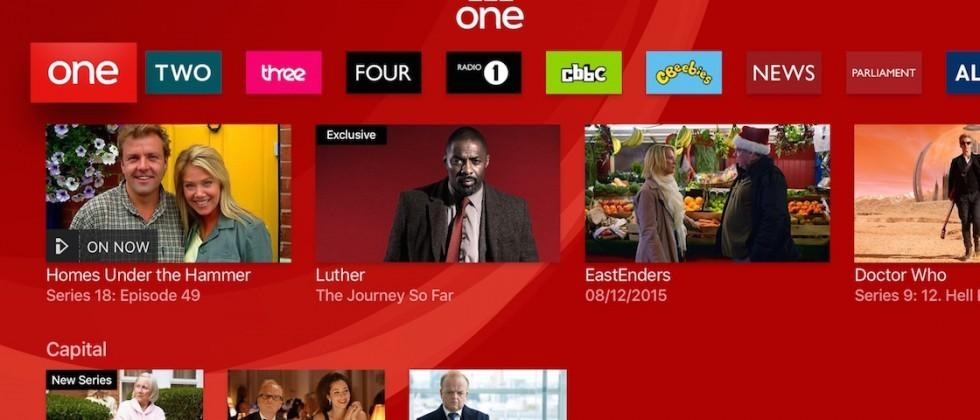 BBC iPlayer app finally lands on Apple TV