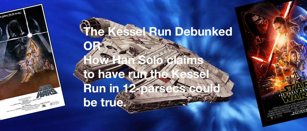 "Star Wars: Kessel Run: this is why Han Solo says ""Parsecs"""