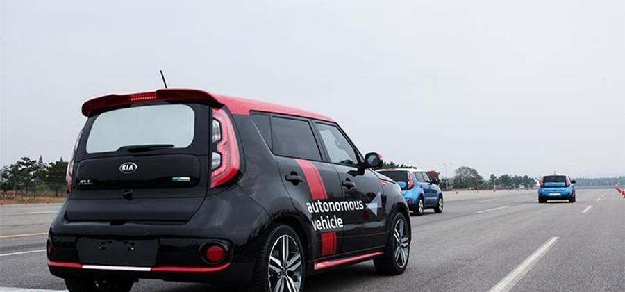 Kia lands license to test autonomous cars on Nevada roads