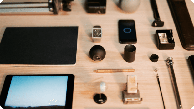 Luna 360-degree camera fits in the palm of your hand