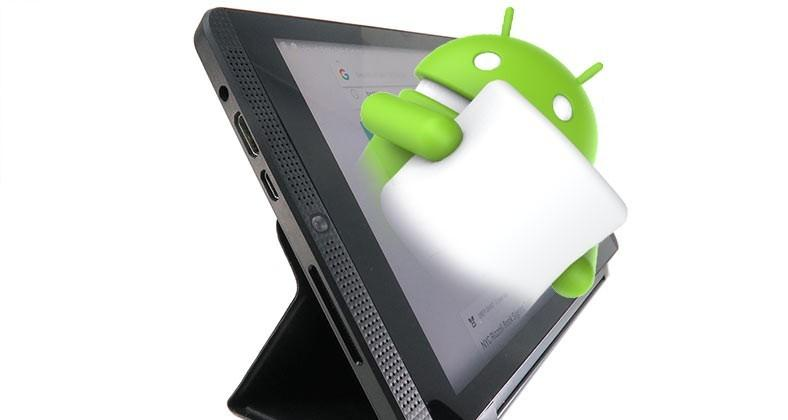 NVIDIA SHIELD Tablet K1 Marshmallow update released today