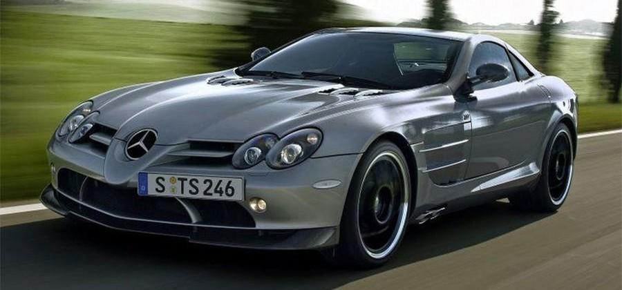 Mercedes-AMG rumored to be at work on SLR successor with 1035bhp