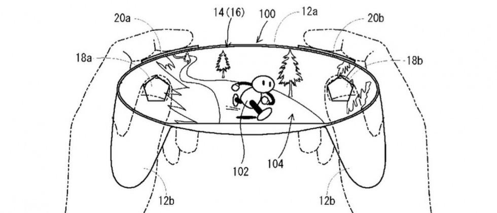 Nintendo patent for crazy controller hints at NX