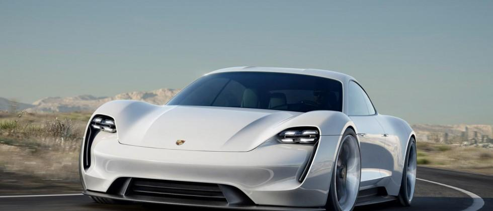 Porsche Mission E gets go-ahead to battle Tesla for real