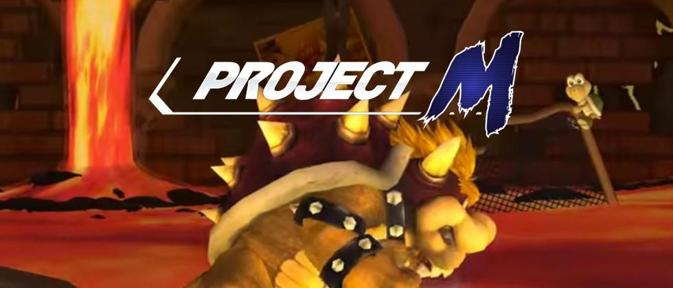 Super Smash Bros Project M is ended, team heads to new project