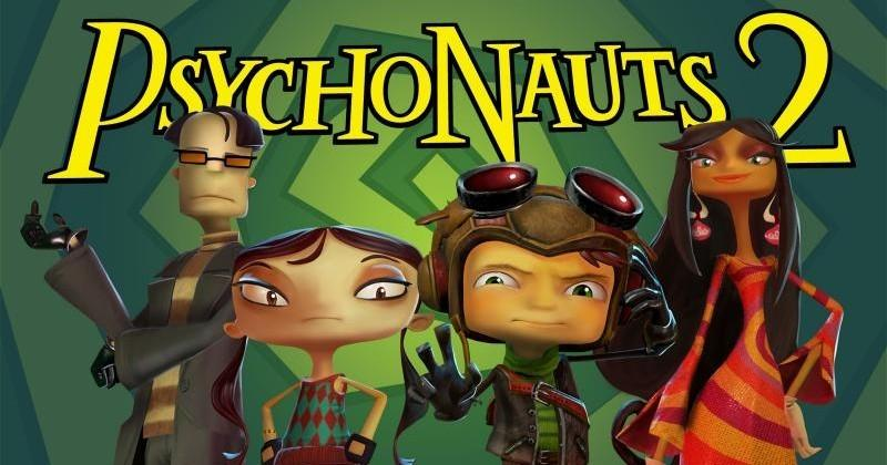 Double Fine returns to crowdfunding for Psychonauts 2