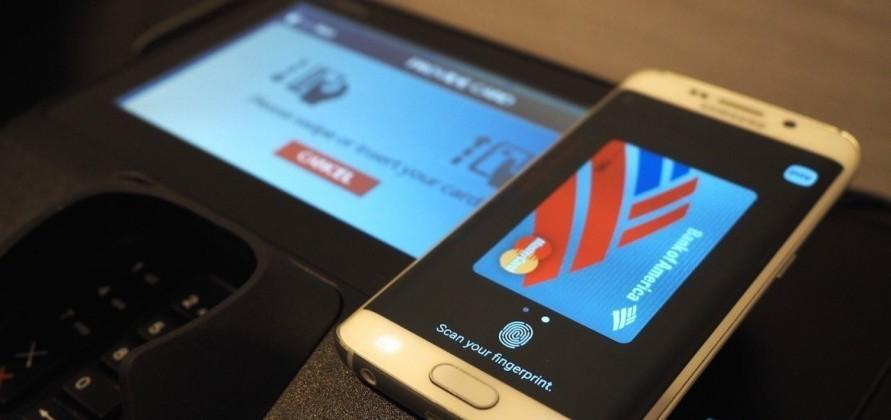 Samsung Pay is heading to China in 2016 too