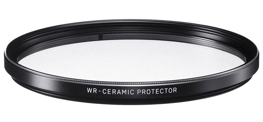 Sigma protective lens made of clear ceramic debuts