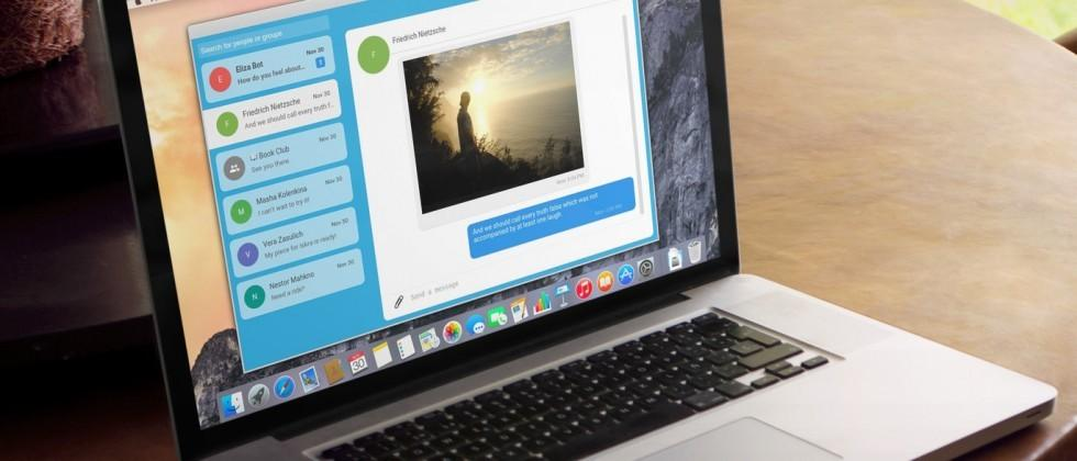 Signal encrypted messaging platform arrives on desktops
