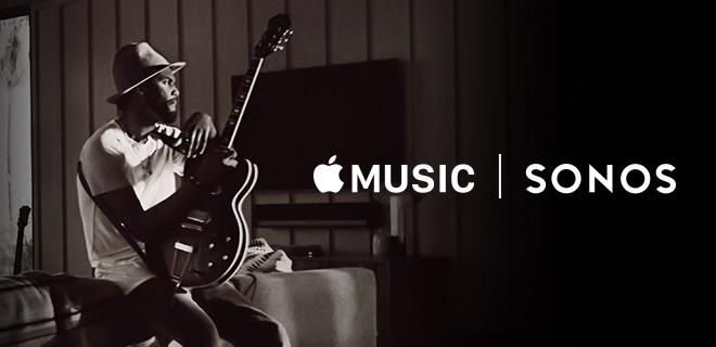 The Apple Music beta has arrived on Sonos