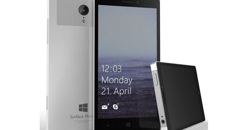 Microsoft Surface Phone might have a two-phone tag team