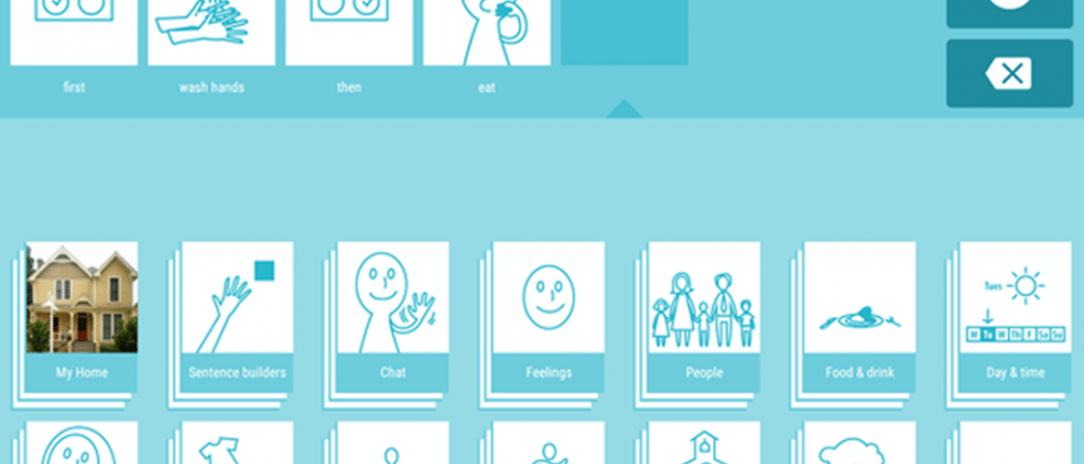 SwiftKey Symbols app helps non-verbal kids communicate