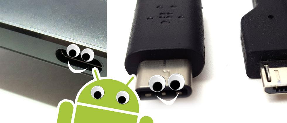 USB-C Android connection options: here's the future