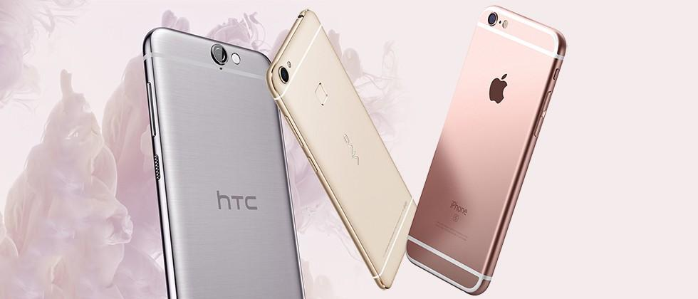 Vivo X6 and Plus released, both join the HTC/iPhone lookalike club