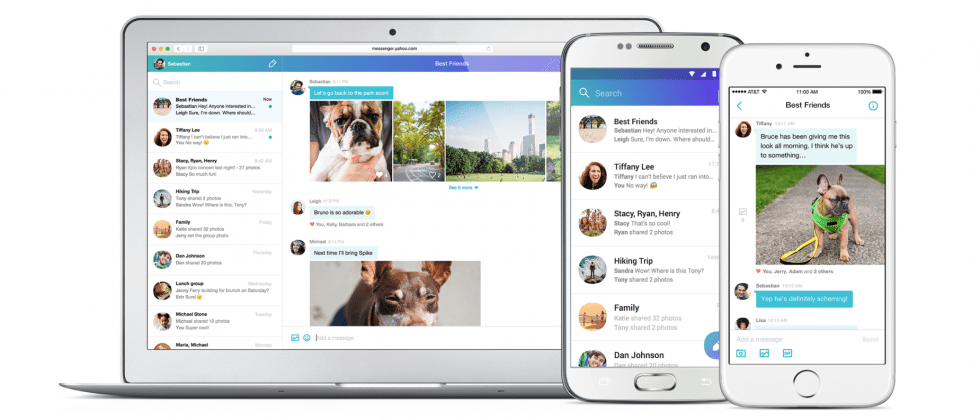 Yahoo Messenger revamp counts on GIFs and regrets