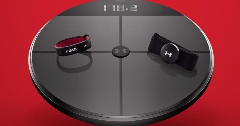 HTC, Under Armour's HealthBox: a kit for fitness buffs