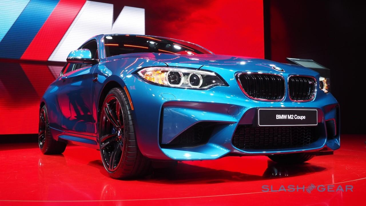 BMW's M2 coupe took the compact two-door and threw a 3.0L twin-turbo engine at it