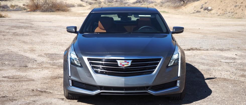 The Technology of the Cadillac CT6