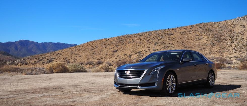 2016 Cadillac CT6 First-Drive