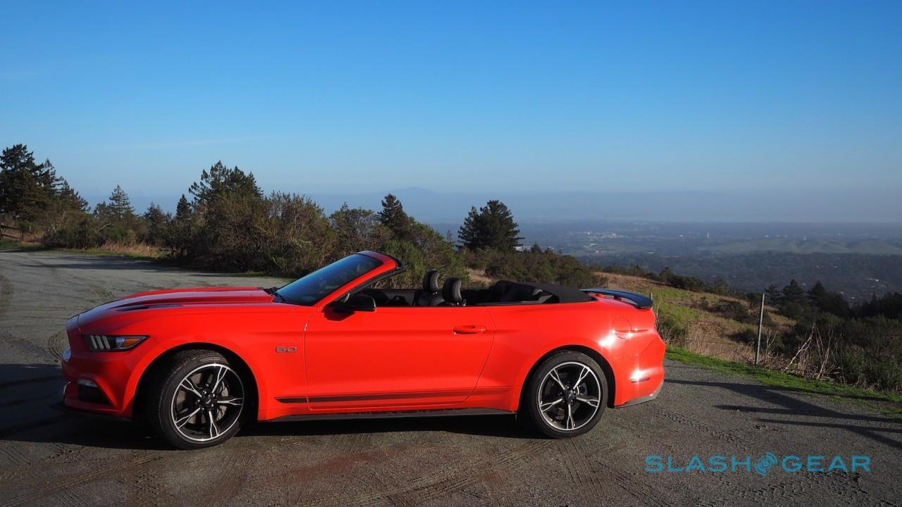 2016 Ford Mustang Gt Convertible California Special 31