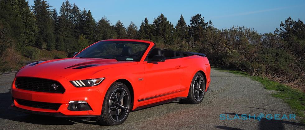 2016 ford mustang gt convertible 5 0 california special review. Black Bedroom Furniture Sets. Home Design Ideas