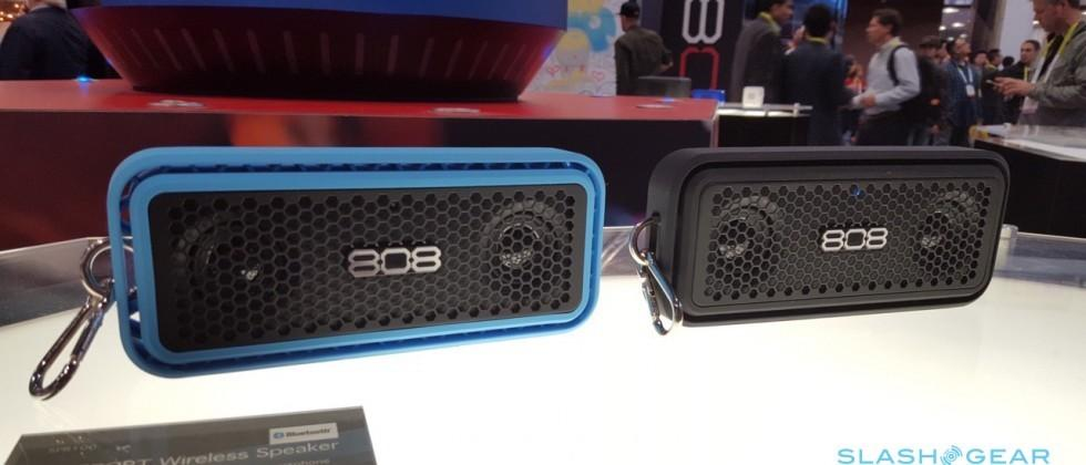 808 Audio's new portable speakers boost the bass