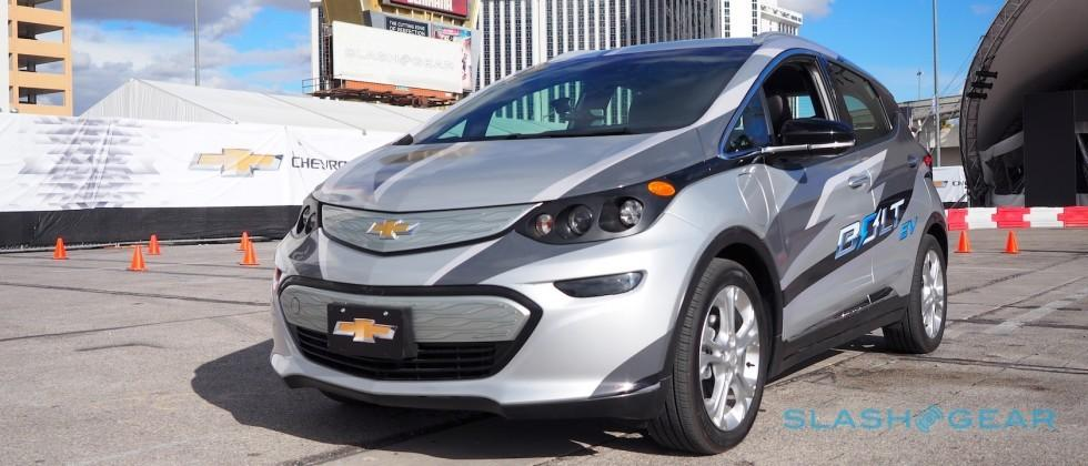 2017 Chevrolet Bolt EV first-drive – Prototype Promise