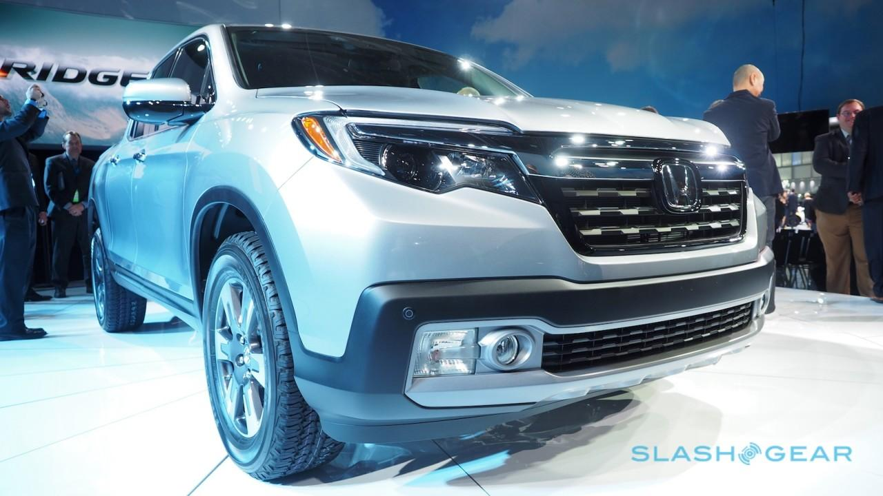 Practical and rock-solid, the new Ridgeline is Honda's ultra-reliable hauler