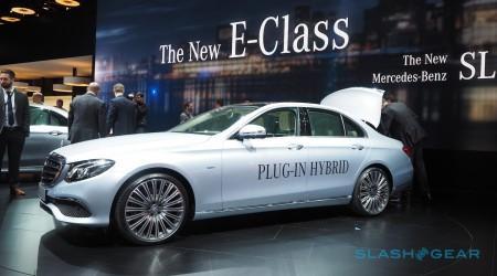 2017 Mercedes-Benz E-Class gallery