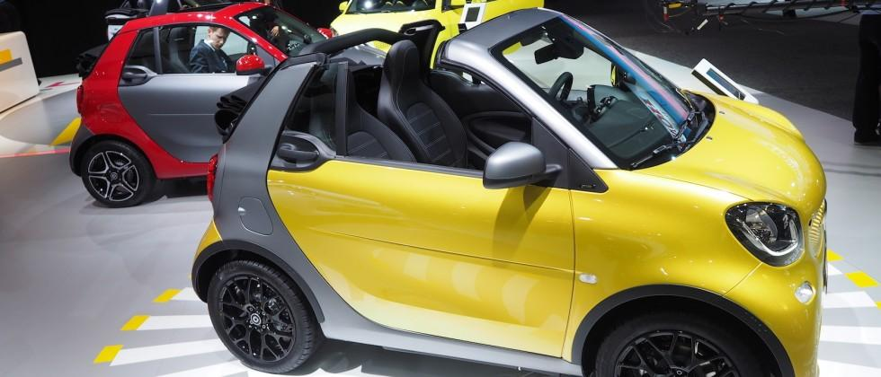 2017 Smart ForTwo Cabriolet gallery