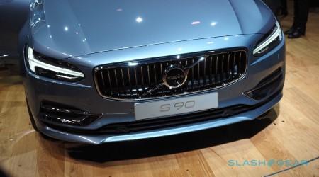 2017 Volvo S90 gallery