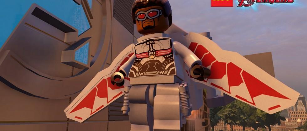 LEGO Marvel's Avengers: DLC adds Ant-Man, 'Civil War' content