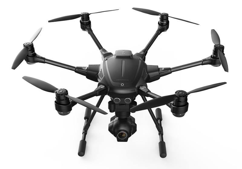 Yuneec Typhoon H drone challenges DJI with pro features, cheaper price