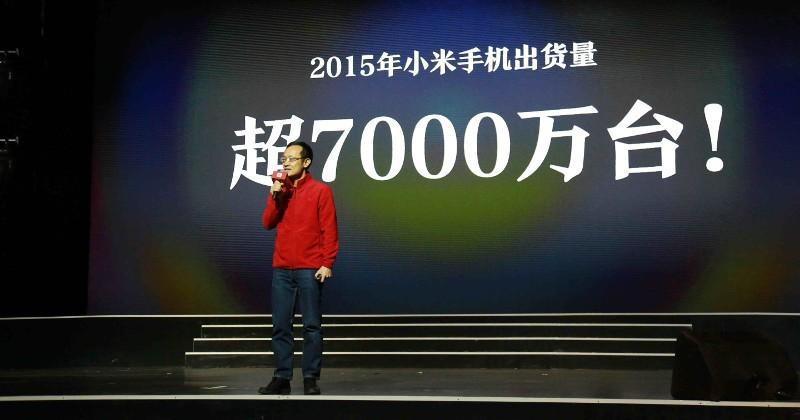 Xiaomi fails to reach 80M target, ships over 70M phones only