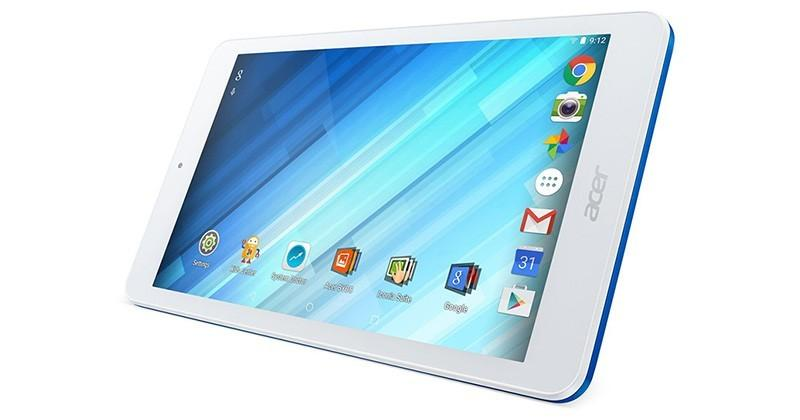 Acer launches kid-friendly Iconica One 8 tablet