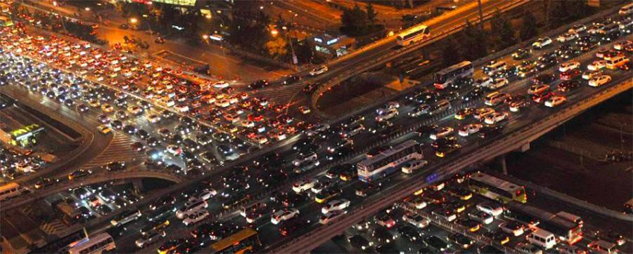 Uber and more blamed for traffic congestion in China