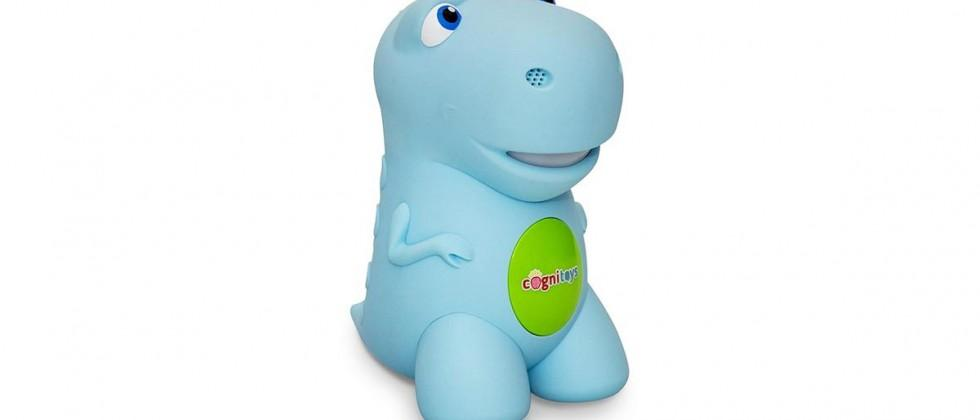 CogniToys Dino, powered by IBM's Watson, up for preorder