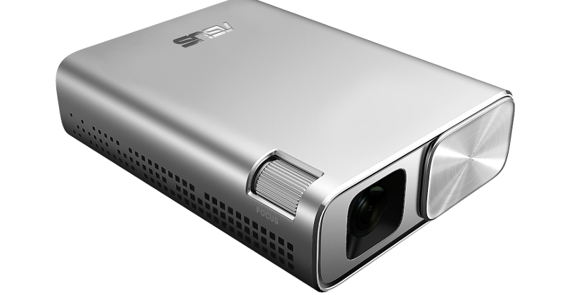 ASUS ZenBeam projector, portable monitor lets you present anywhere