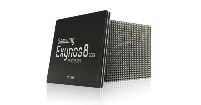 Samsung 14nm LPP process used on Exynos 8 Octa, Snapdragon 820