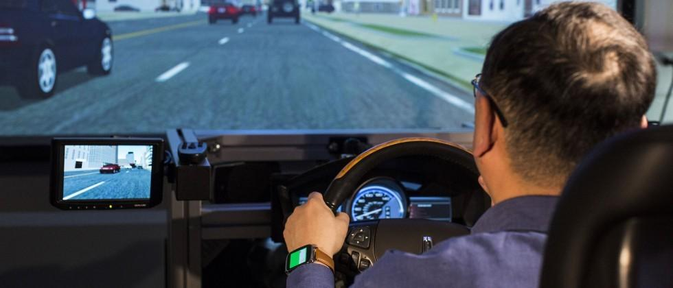 Ford turns to wearables for sleepy, stressed driver data