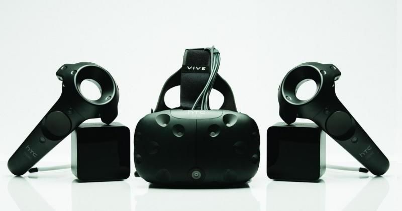 HTC Vive Pre steps into AR land with front-facing camera
