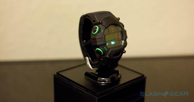 Razer Nabu Watch hands-on