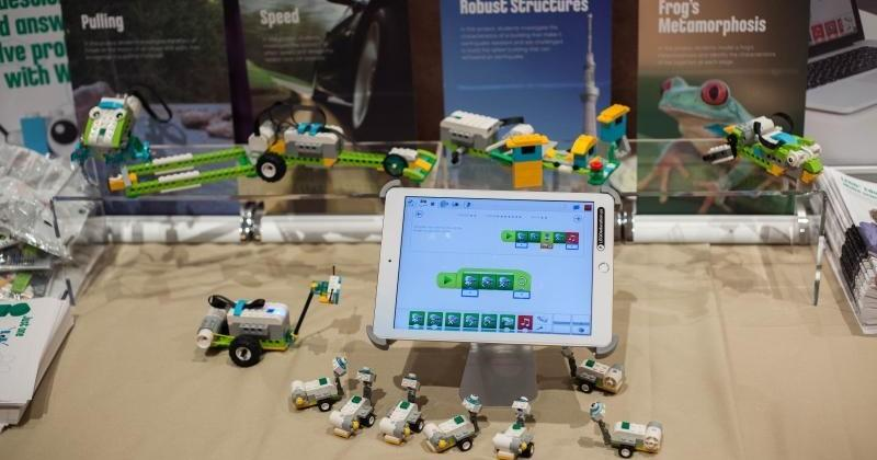WeDo 2.0 brings LEGO, robots, coding together for schools
