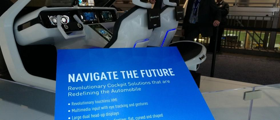 Panasonic Premium Audio System and Advanced Cockpit 2020 Experience at CES 2016