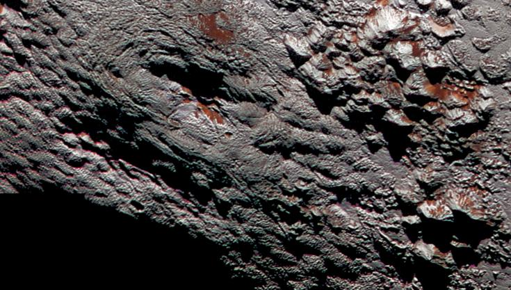 NASA spots (possible) ice volcano on Pluto