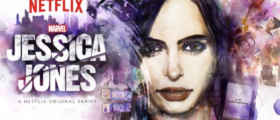 Marvel's Jessica Jones renewed for Season 2 by Netflix